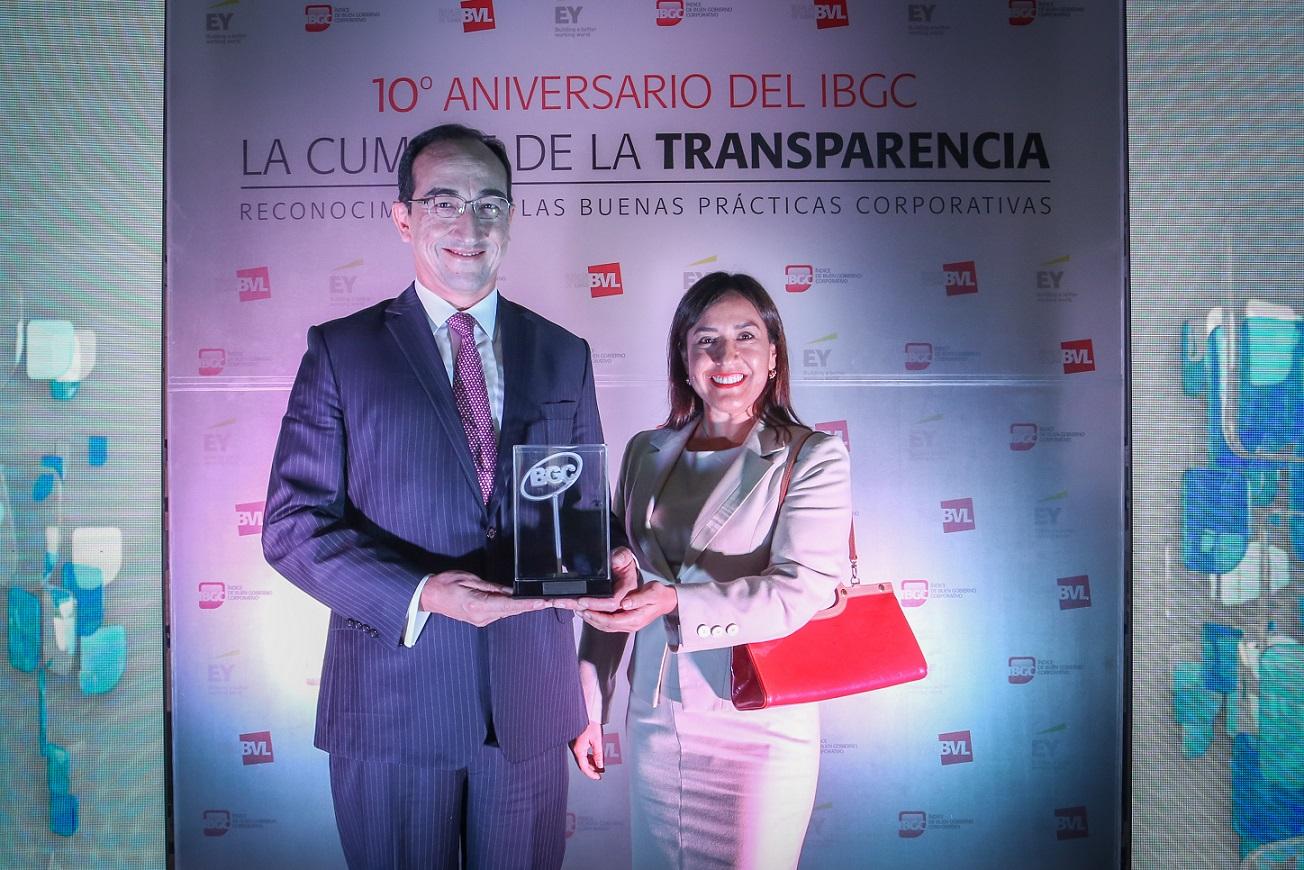 Premio Buen Gobierno Corporativo
